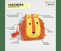 Leão | Lancheira