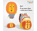 Lion | Small Backpack