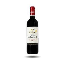 Blaye Côtes de Bordeaux - Château Les Bertrands, 2018