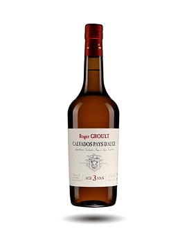 Calvados Pays d'Auge - Roger Groult, 3 Años