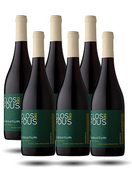 Clos des Fous - Subsollum, Pinot Noir, 2015