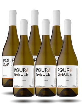 Clos des Fous - Pour ma Gueule, Riesling, 2016