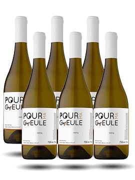 Clos des Fous - Pour ma Gueule, Riesling, 2018