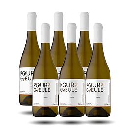Clos des Fous - Pour ma Gueule, Chardonnay, 2017