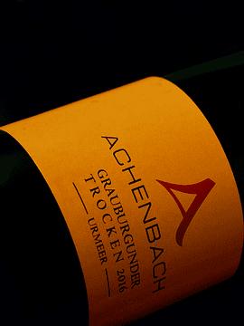 Achenbach - Grauburgunder, Pinot Gris, 2016