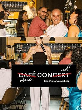 28/02, Jueves 21.00hrs - Café Concert