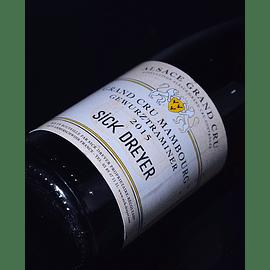 Alsace Grand Cru - Gewurztraminer Grand Cru Mambourg, Domaine Sick Dreyer - 2015