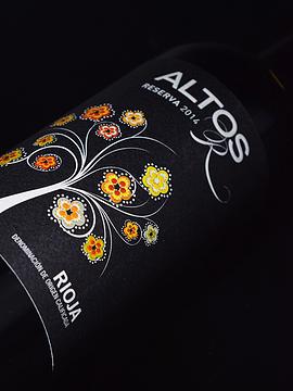 España - Rioja, Reserva, Atlos