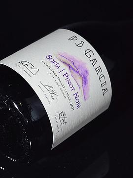 P.S. Garcia - Sofia, Pinot Noir, 2017