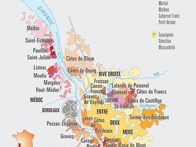 Descubre una región - Bordeaux