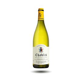 Chablis - Domaine Jean-Paul Droin, 2018