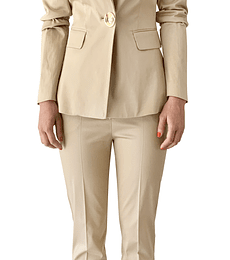 Pantalón beige Cavalli