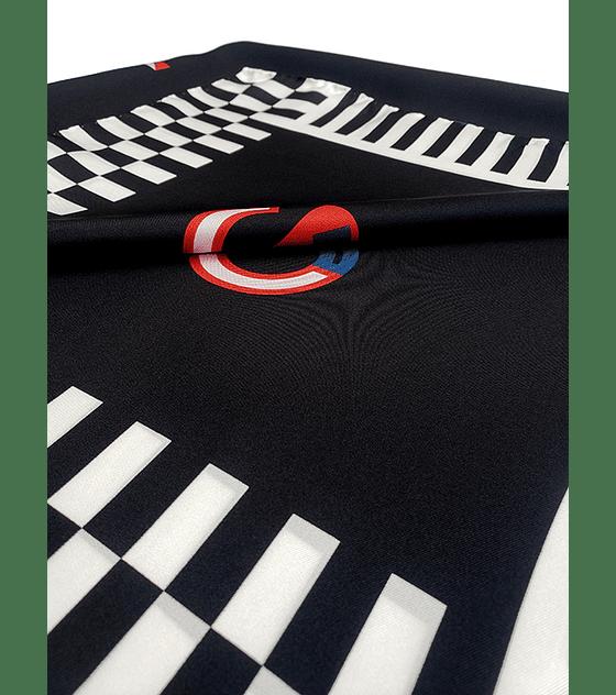 Pañuelo seda negro