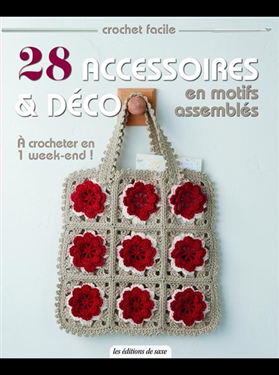 28 accessoires & déco en motifs assemblés