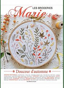 Les broderies de Marie & Cie - Douceur d'automne