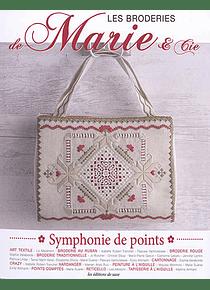 Les broderies de Marie & Cie - Symphonie de points