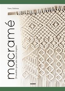 Macramé : 20 modèles pour une maison inspirée, de Fanny Zedenius