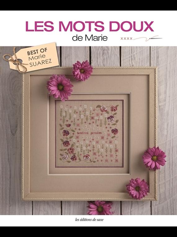 Les mots doux de Marie : best of Marie Suarez