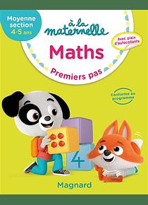 A la maternelle - Moyenne Section - 4/5 ans : Maths