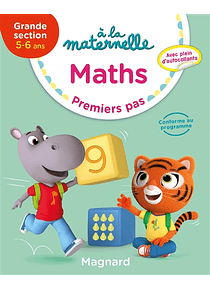 A la Maternelle - Grande Section - 5/6 ans : Maths