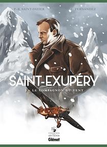 Saint-Exupéry 3 - Le compagnon du vent, de Pierre-Roland Saint-Dizier et Cédric Fernandez