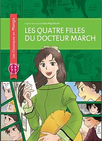 Les Classiques en Manga - Les quatre filles du docteur March