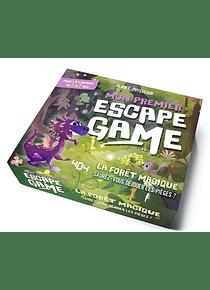 Mon premier escape game : la forêt magique, de Alain T. Puysségur