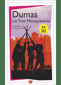 Les trois mousquetaires, de Alexandre Dumas