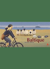 Baltique, à pied d'île en île - Carnet de voyage, de Nicolas Jolivot