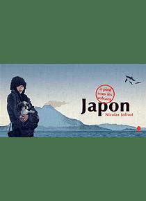 Japon, à pied sous les volcans - Carnet de voyage, de Nicolas Jolivot