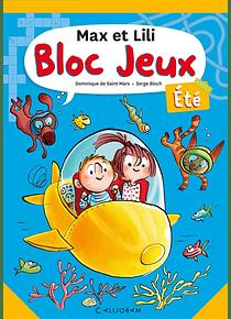 Bloc jeux Max et Lili - Été