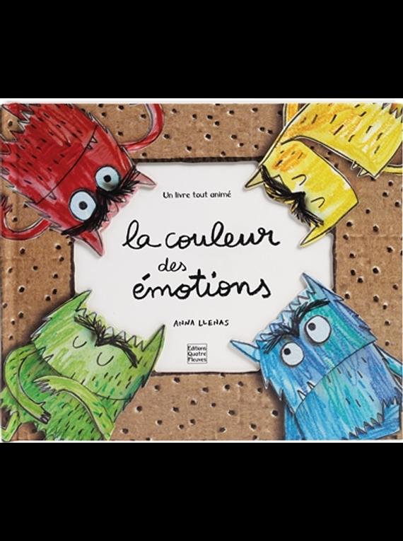 La couleur des émotions, de Anna Llenas