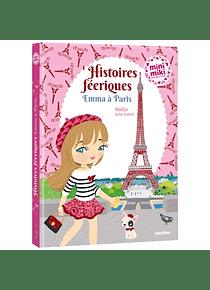 Emma à Paris : histoires féeriques, de Nadja et Julie Camel