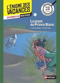 L'énigme des vacances - CE2 au CM1, 8-9 ans - La plage du Prince blanc