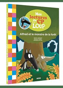 Alfred et le monstre de la forêt, de Orianne Lallemand, Eléonore Thuillier et Sess