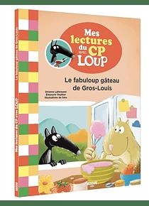 Le fabuloup gâteau de Gros-Louis, de Orianne Lallemand, Eléonore Thuillier et Sess
