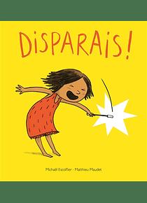 Disparais ! de Michaël Escoffier et Matthieu Maudet