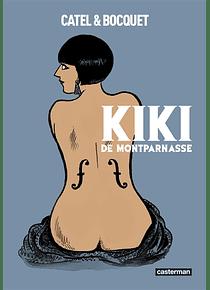 Kiki de Montparnasse, de Bocquet et Catel