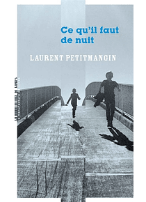 Ce qu'il faut de nuit, de Laurent Petitmangin
