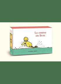 La course en livre, de Claude Ponti