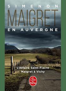 Maigret en Auvergne , de Georges Simenon