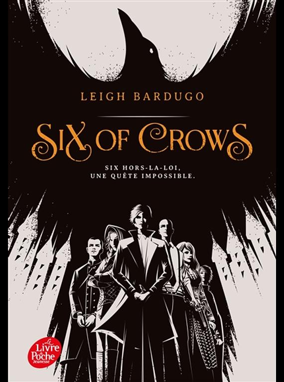 Six of crows, de Leigh Bardugo