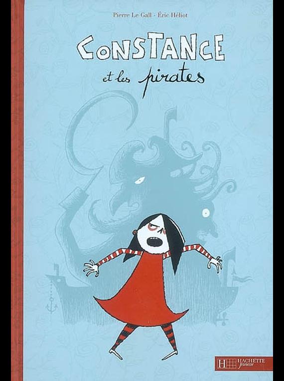Constance et les pirates, de Pierre Le Gall