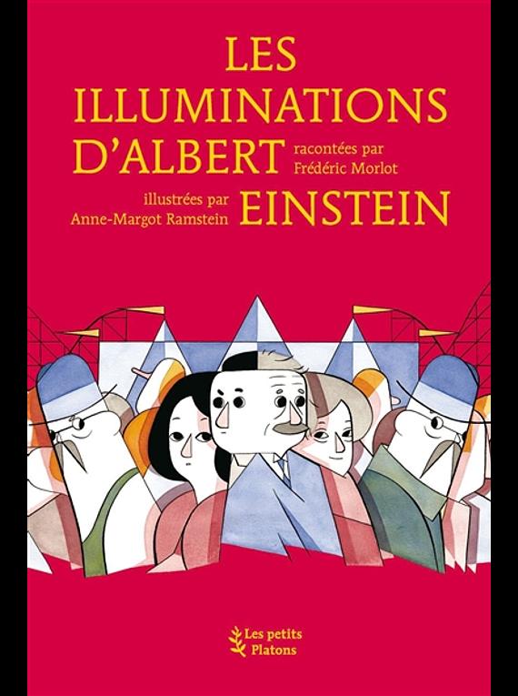 Les illuminations d'Albert Einstein, de Frédéric Morlot
