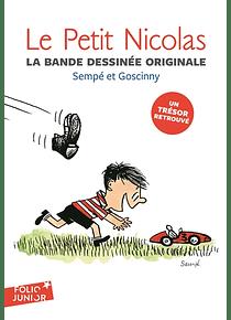 Le Petit Nicolas : la bande dessinée originale, de René Goscinny et Jean-Jacques Sempé