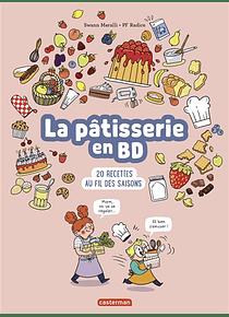 La pâtisserie en BD, de Swann Meralli