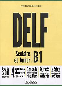 DELF scolaire et junior - B1