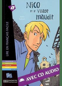 Nico et le village maudit, de Henri Lebrun - Niveau A2