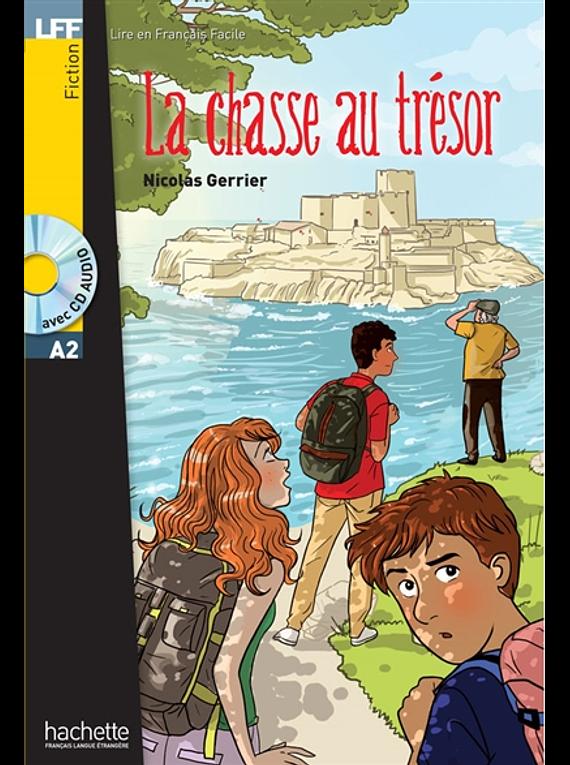 La chasse au trésor, de Nicolas Gerrier - Niveau A2