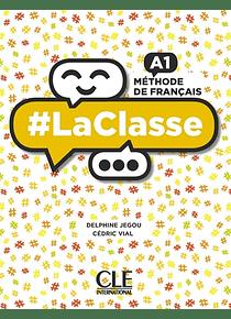 #LaClasse 1 - Niveau A1 - Livre de l'élève
